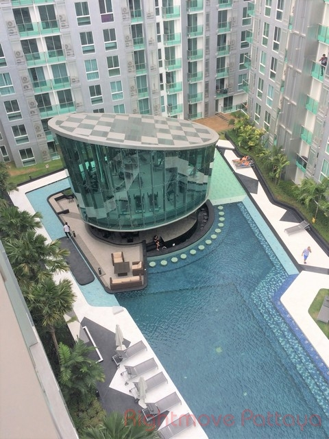 2 Bedrooms Condo For Sale In Central Pattaya-city Center Residence