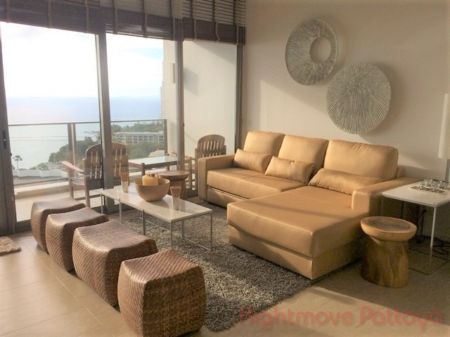 1 Bedroom Condo For Rent In Wongamat-northpoint