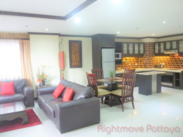 2 Bedrooms Condo For Sale In Pratumnak-nirvana Place