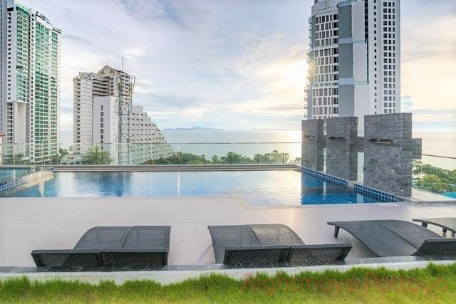1 Bedroom Condo For Rent In Wongamat-serenity
