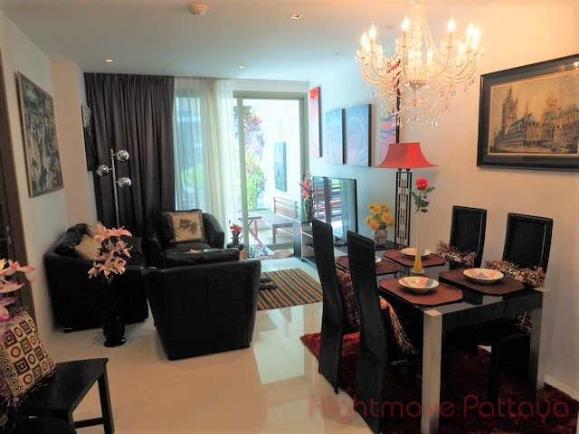 2 Beds Condo For Sale In Wongamat-the Sanctuary