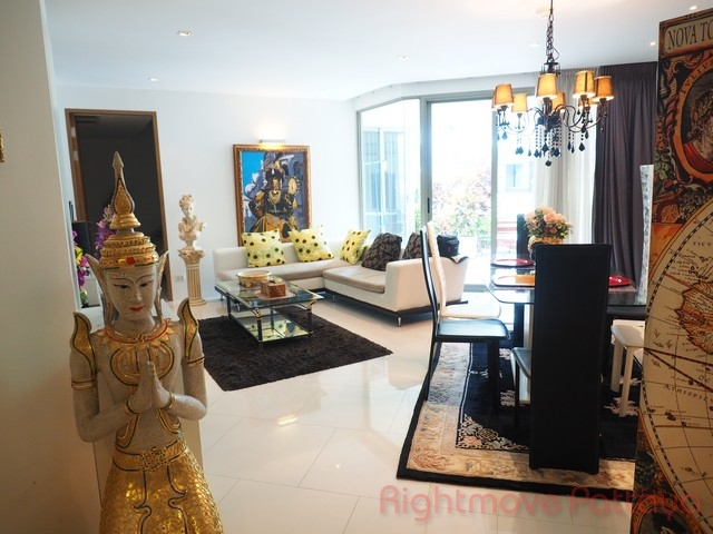 2 Bedrooms Condo For Sale In Wongamat-the Sanctuary