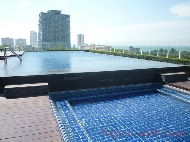 Studio Condo For Rent In Pratumnak-the Elegance