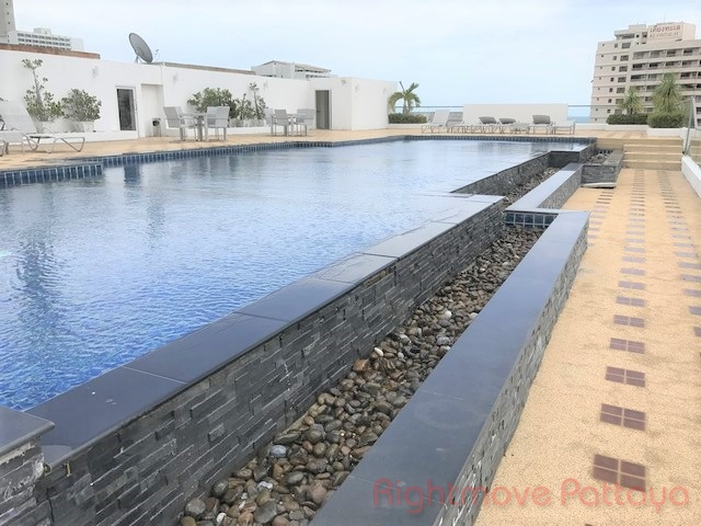 1 Bedroom Condo For Rent In Pratumnak-nova Ocean View