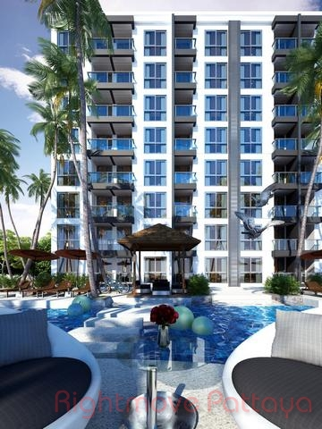 2 Beds Condo For Sale In Pattaya-arcadia Beach Continental