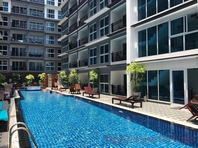 Studio Condo For Sale In Central Pattaya-the Avenue Residence