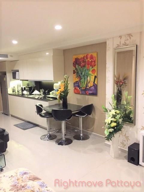 Studio Condo For Sale In Pratumnak-nova Ocean View