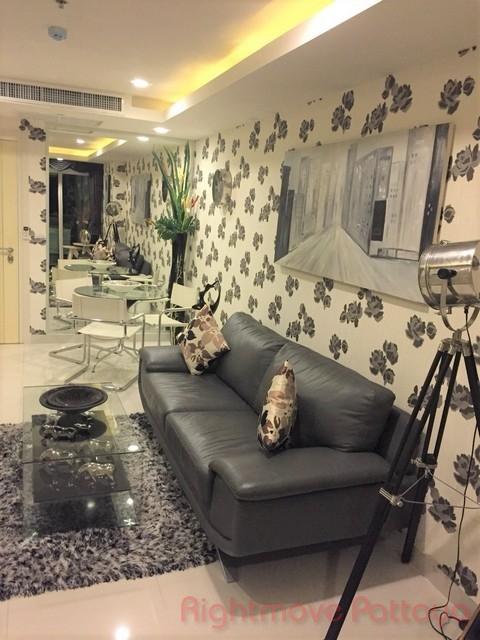1 Bedroom Condo For Sale In Pratumnak-cosy Beach View