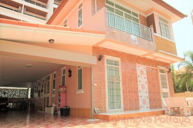 3 Beds House For Sale In Jomtien-tw Palm Resort