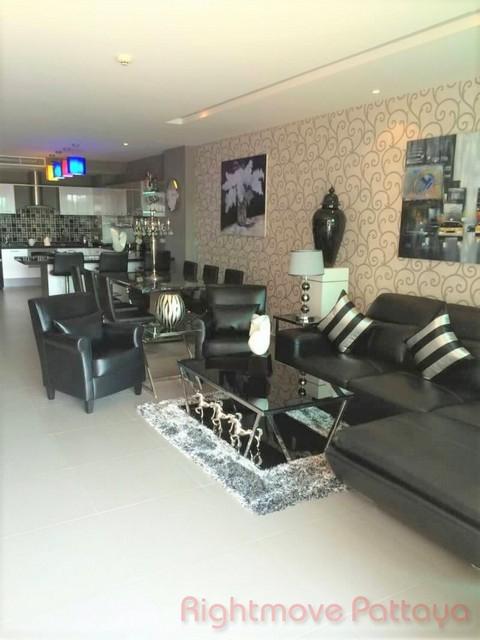 1 Bed Condo For Rent In Pratumnak-sunrise Hill Residence