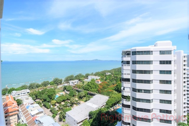 1 Bed Condo For Sale In Jomtien-view Talay 5 C
