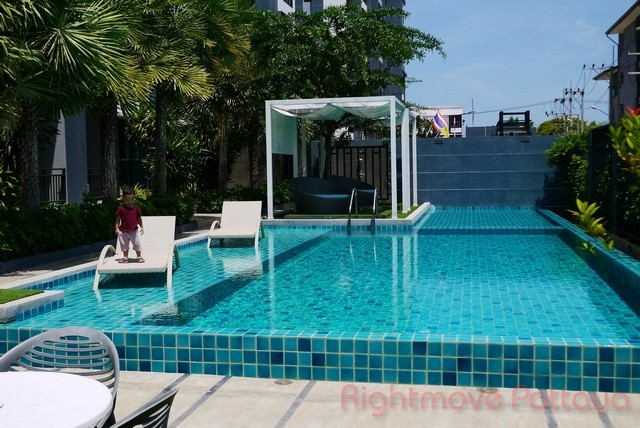 1 Bed Condo For Sale In East Pattaya-orion Wongamart.
