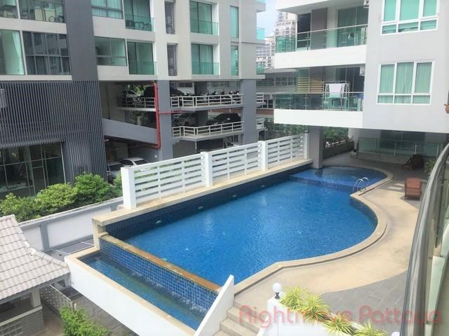 2 Bedrooms Condo For Sale In Pratumnak-lofts Pratumnak