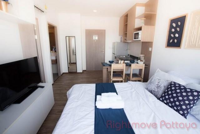 te huur In Pratumnak Pattaya 1 slaapkamer 1 badkamer 34.5m². - Bth ...
