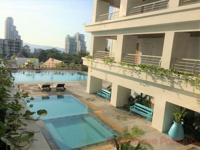 Studio Condo For Sale In Pratumnak-pattaya Hill Resort