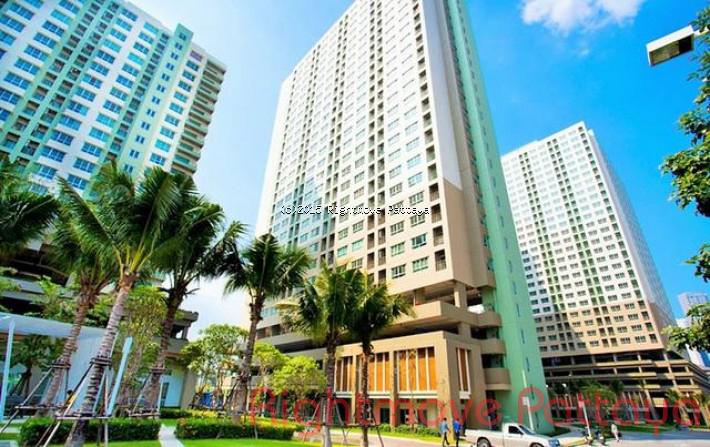 1 bedroom condo in wongamart naklua for sale lumpini naklua  for sale in Wong Amat Pattaya