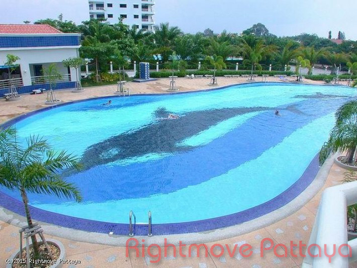 pic-1-Rightmove Pattaya studio condo in jomtien for rent view talay 2 a587361015   to rent in Jomtien Pattaya