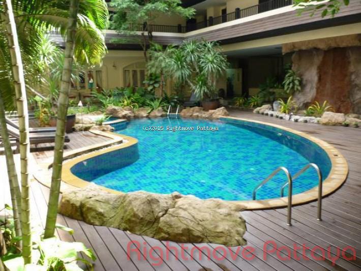 1 bedroom condo in pratumnak for sale nirvana place  for sale in Pratumnak Pattaya