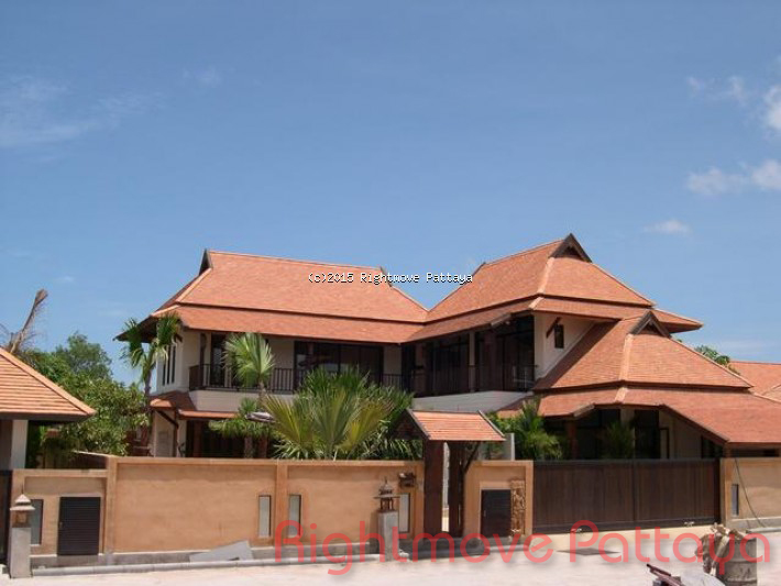4 bedroom house in east pattaya for rent siam lake view house for rent in East Pattaya