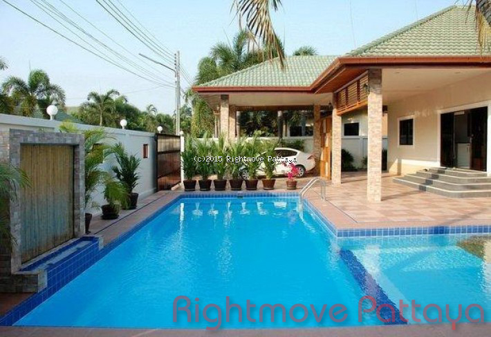 4 bedroom house in east pattaya for rent sp 2 house for rent in East Pattaya