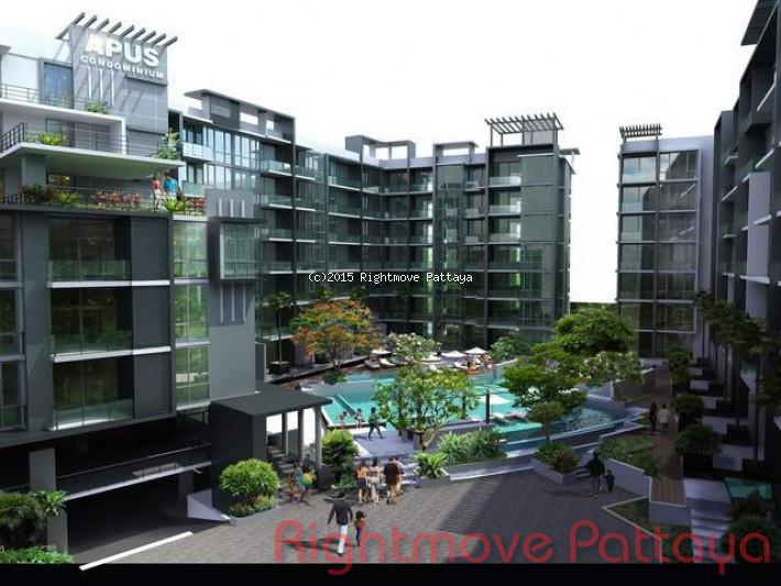1 bedroom condo in central pattaya for sale apus1183048279  for sale in Central Pattaya Pattaya