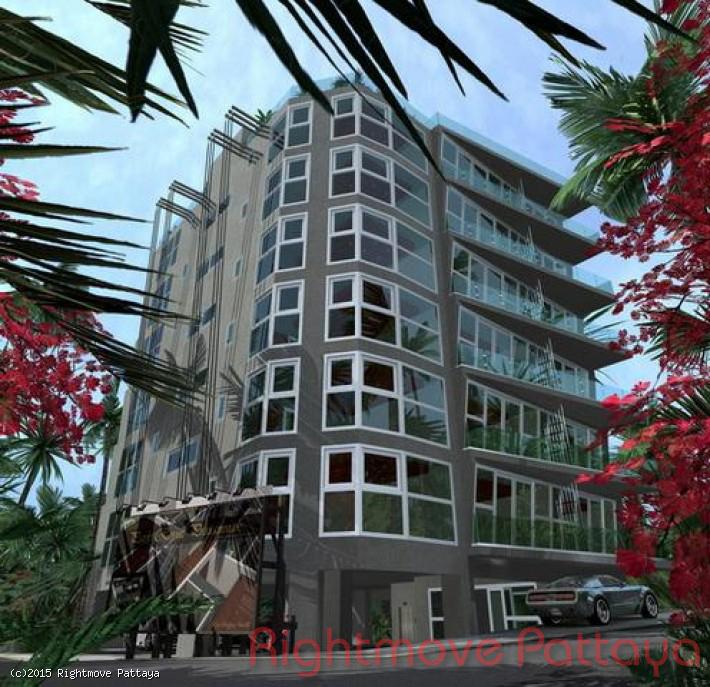 pic-2-Rightmove Pattaya 1 bedroom condo in pratumnak for rent park royal 1   to rent in Pratumnak Pattaya