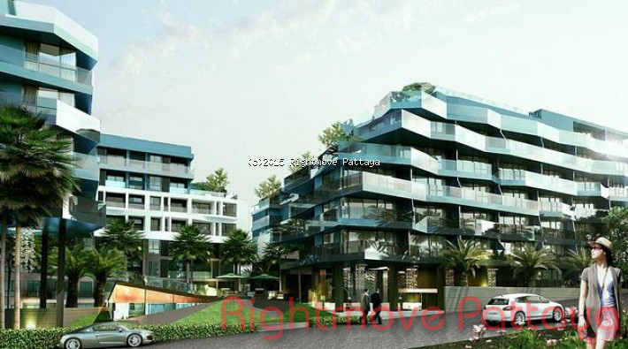 1 bedroom condo in jomtien for sale acqua283269243  for sale in Jomtien