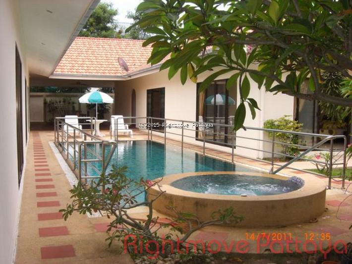 4 Bedrooms House For Rent In Pratumnak-avoca Garden 1