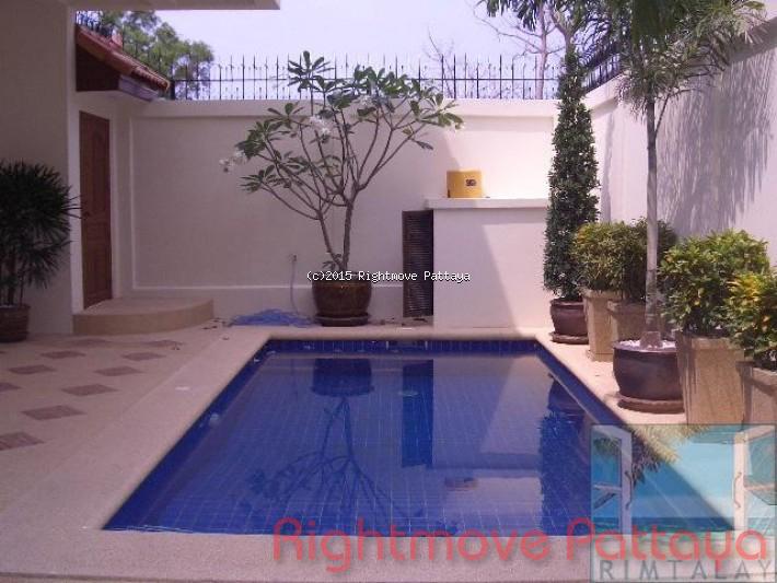 3 Bedrooms House For Rent In Pratumnak-avoca Garden 3