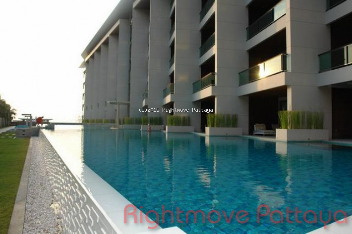 Rightmove Pattaya 1 bedroom condo in wongamart naklua for rent ananya 3 4   to rent in Wong Amat Pattaya