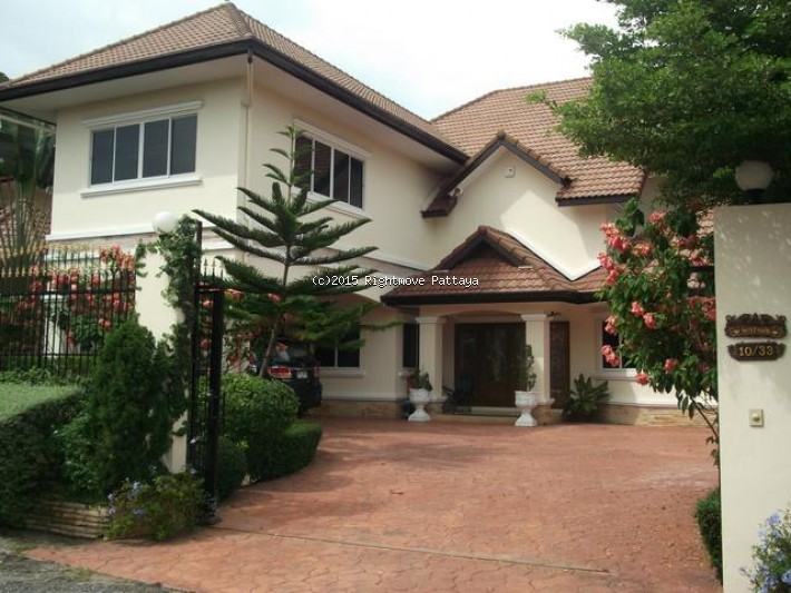 4 bedroom house in east pattaya for sale lakeside court821262455 社内 販売 の 東パタヤ