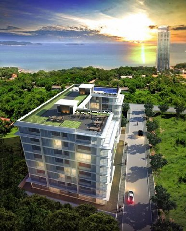 2 bedroom condo in wongamart naklua for sale serenity759202872  for sale in Wong Amat Pattaya
