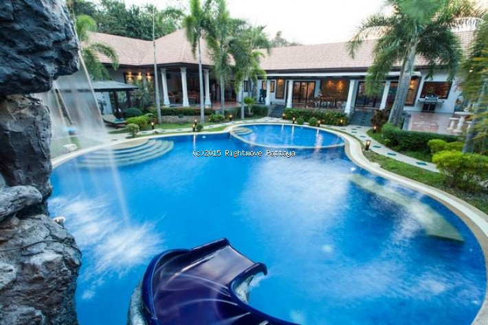 5 Bedrooms House For Rent In Pratumnak-majestic Residence