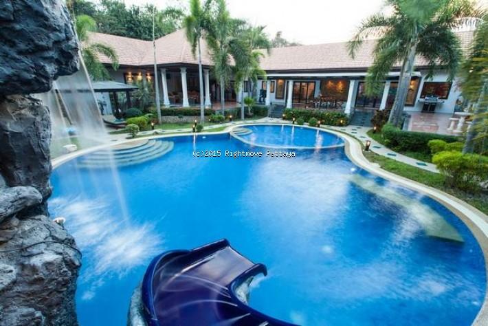 5 bedroom house in pratumnak for rent majestic residence house for rent in Pratumnak