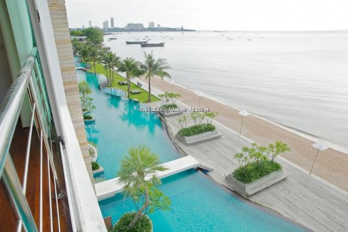 3 bedroom condo in banglamung for rent ananya 1 2  to rent in Naklua Pattaya