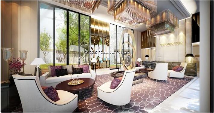serenity wongamat pattaya condominiums  in Naklua