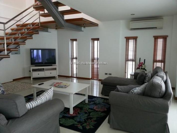 4 bedrooms house for rent in jomtien casa jomtien