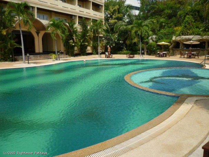 Rightmove Pattaya studio condo in jomtien for rent view talay residence 3   to rent in Jomtien Pattaya