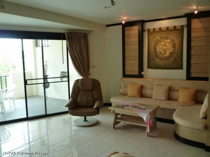 pic-5-Rightmove Pattaya studio condo in wongamart naklua for rent wongamart privacy   to rent in Wong Amat Pattaya