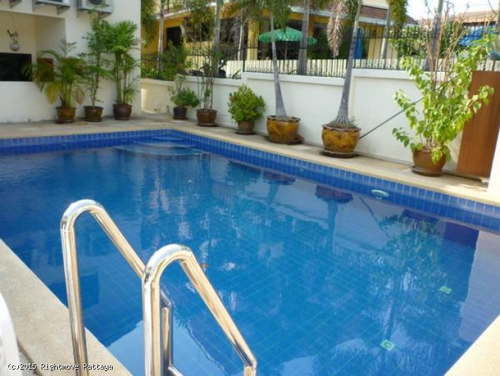 4 Bedrooms House For Rent In Pratumnak Ashford Gardens