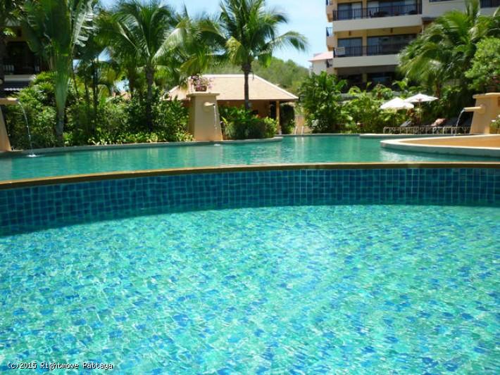 1 bedroom condo in jomtien for rent tha bali  to rent in Jomtien Pattaya