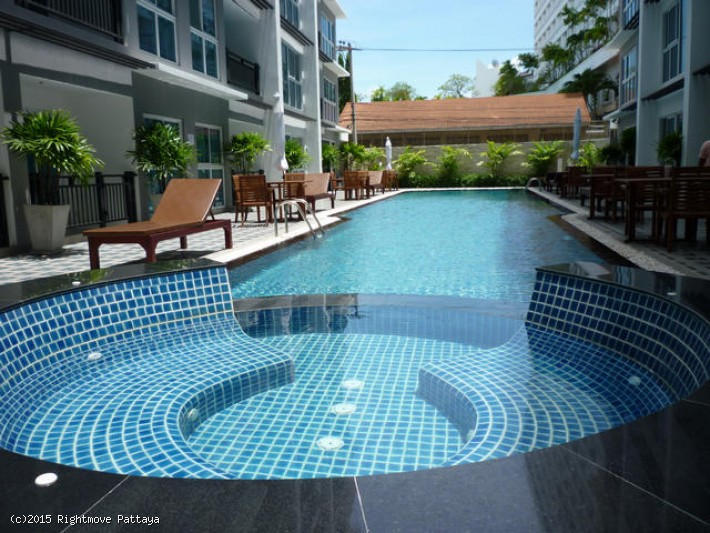 Rightmove Pattaya studio condo in central pattaya for rent the avenue residence   to rent in Central Pattaya Pattaya