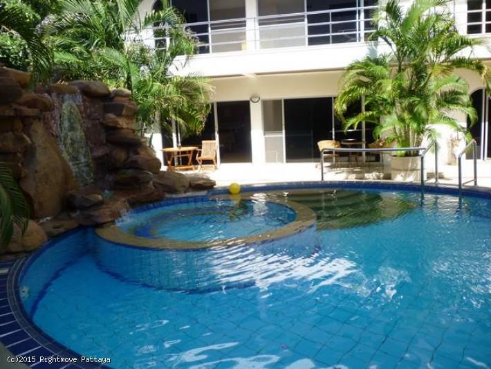 Rightmove Pattaya 2 bedroom condo in pratumnak for rent palm springs   to rent in Pratumnak Pattaya