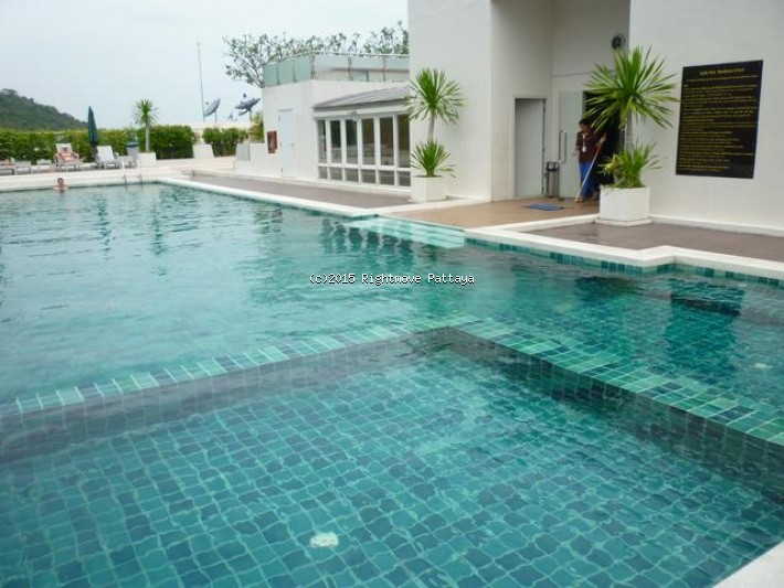 2 bedroom condo in pratumnak for rent hyde park 21453525917  to rent in Pratumnak Pattaya