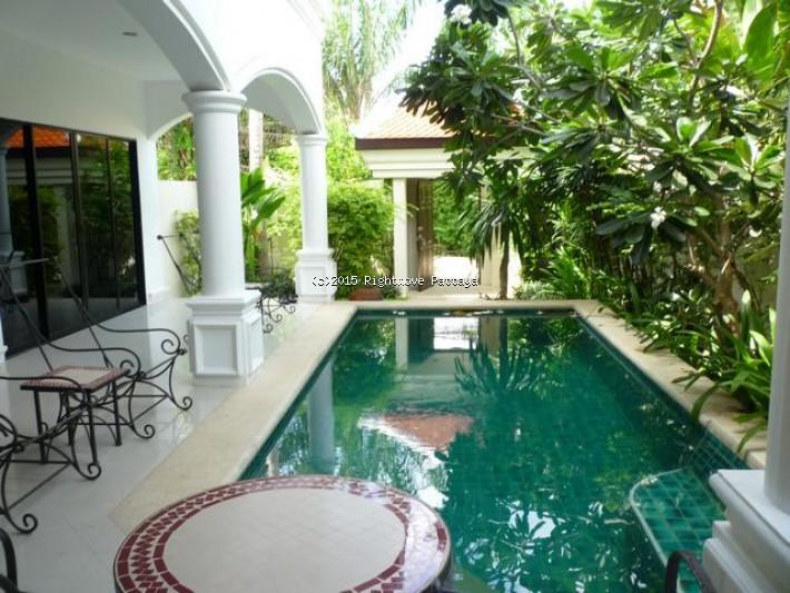 3 bedroom house in na jomtien for rent ocean lane villas1723637618 house for rent in Na Jomtien