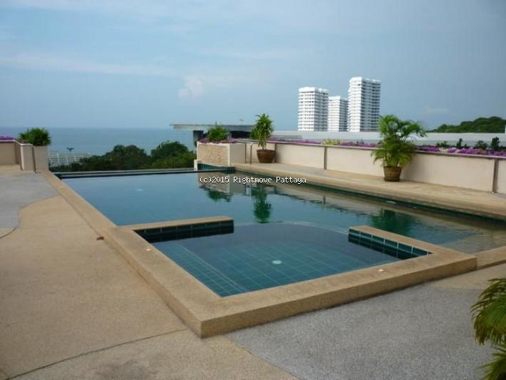 2 bedroom condo in pratumnak for sale executive residence 1  for sale in Pratumnak Pattaya