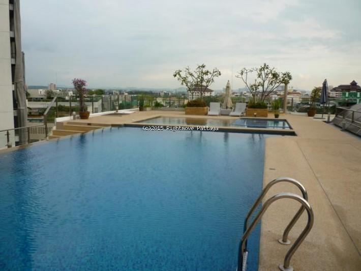 1 bedroom condo in pratumnak for rent pattaya heights  to rent in Pratumnak Pattaya