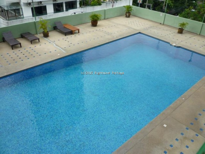 studio condo in pratumnak for rent sombat632935467  to rent in Pratumnak Pattaya