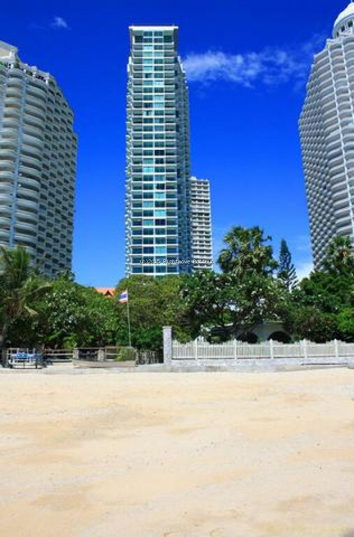 1 bedroom condo in wongamart naklua for sale wongamart tower1401058588  for sale in Wong Amat Pattaya