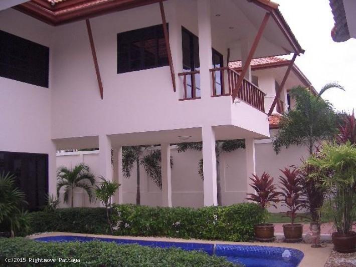 3 Bedrooms House For Rent In Pratumnak-orchid Villas